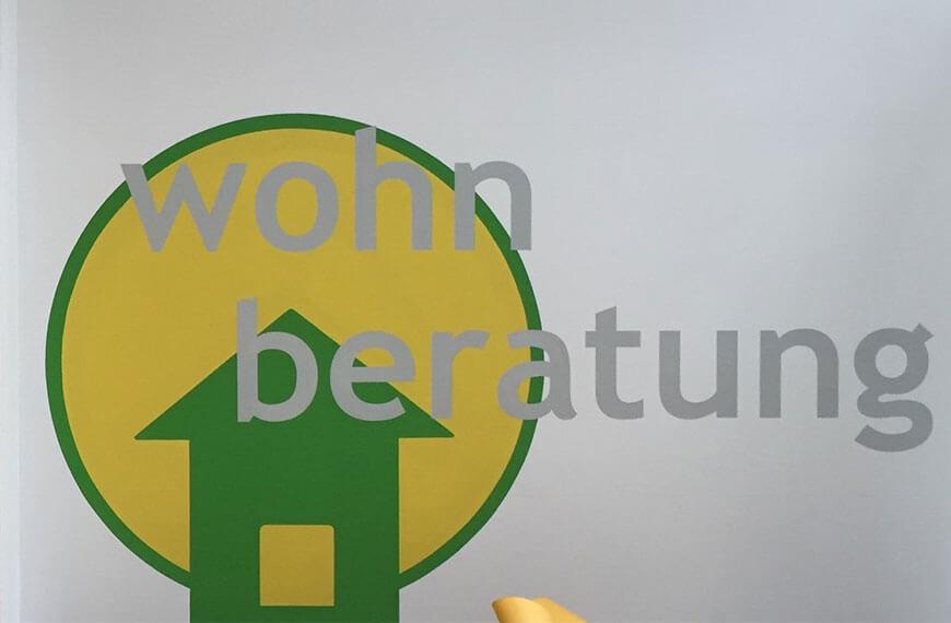 Beschriftung Öffentliches Gebäude Salzburg-Bahnhof Durchner