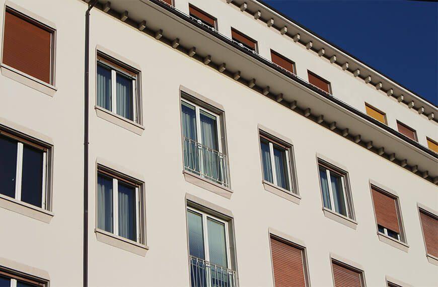 Fassadensanierung Nationalbank