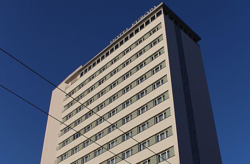 Fassade Hotel Europa Durchner