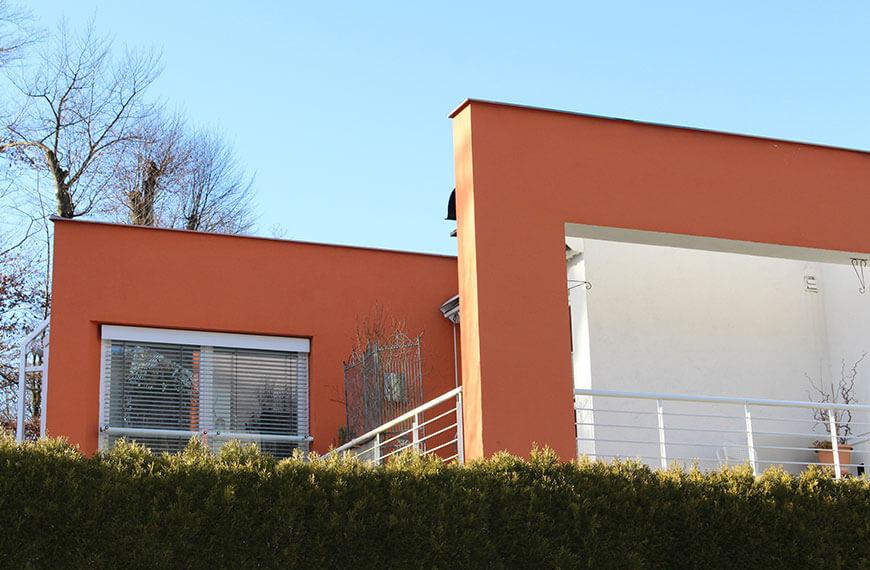 Fassadensanierung Wohnanlage Salzburg-Aigen Durchner