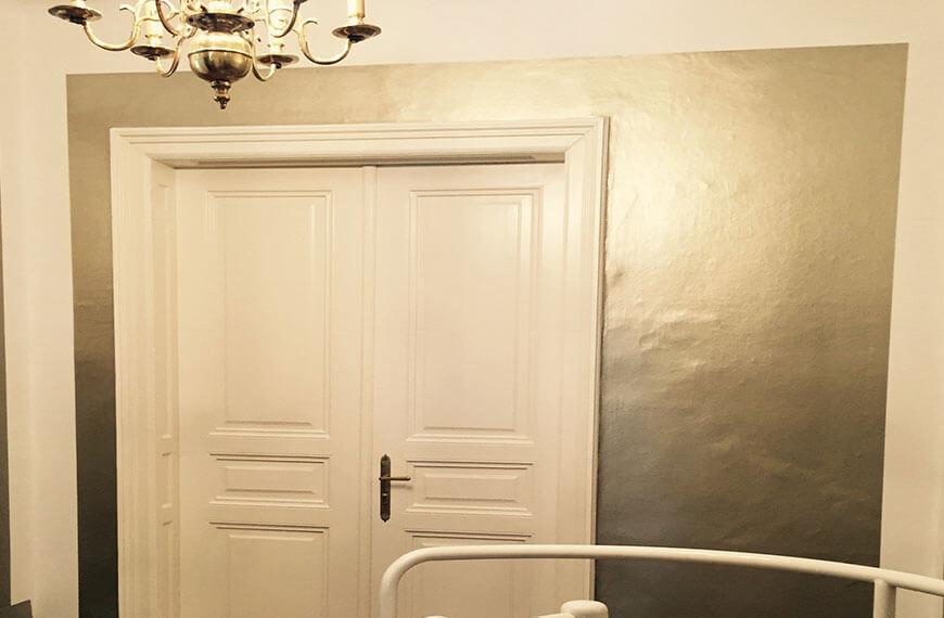 Innenmalerei Wohnung Salzburg-Altstadt Durchner